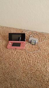 Nintendo 3 ds for sale including  game