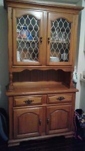 Buffet and hutch Cambridge Kitchener Area image 3