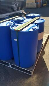 Nalco 8338 corrosion inhibitor 200l drums FREE want these gone!