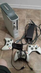XBOX360 PLUS 10 GAMES AND MORE