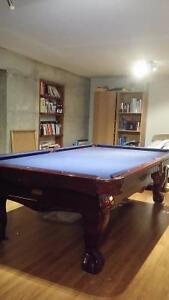 Table de Billard / Pool Table billiard (Negociable)