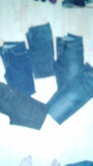 Size 8-10 jeans