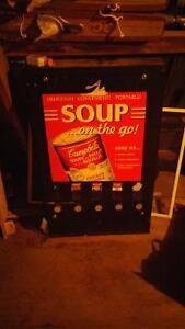 Soup despenser