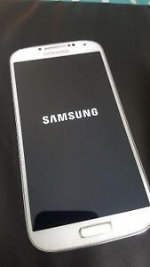 Samsung Galaxy S4 (white) -Rogers