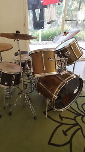 Pearl Export great kit nice sound Mudgeeraba Gold Coast South Preview