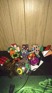 Larger Selection of Rubik's Puzzle Cubes