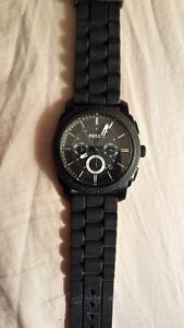 2 month old men's fossil watch