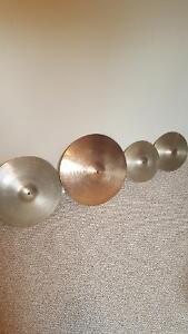 Cymbals ad miscellaneous
