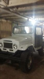 Land cruiser fj 40-may consider trade