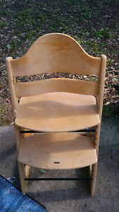 Kids step dining chair Taringa Brisbane South West Preview