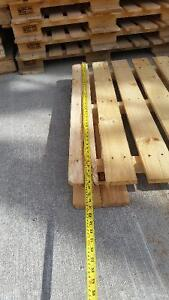 650 used pallets for sale