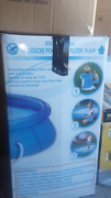 Bestway pool with filter Waterford West Logan Area Preview