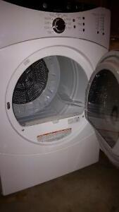 Front Load GE - newer dryer