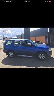 2003 Mazda Tribute 4x4 (trade ins welcome) Archerfield Brisbane South West Preview