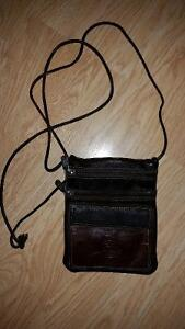 Leather Roots Purse 4 Sale