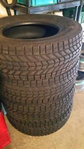 P235/70R16 Firestone Winter Force Tires (save $350
