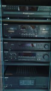 Sony Stereo Equipment - Components