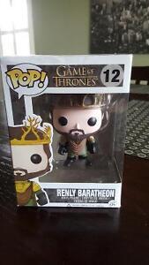 Funko Pop! Game of Thrones Renly Baratheon Retired Rare Kitchener / Waterloo Kitchener Area image 1