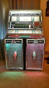 JUKEBOX SEEBURG MODEL 222