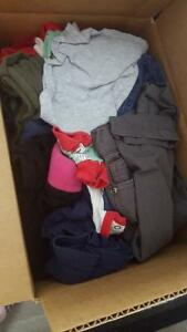 TODDLER CLOTHING AND SHOES