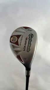 TaylorMade Burner 4 Hybrid 22° Graphite Stiff Mens Right