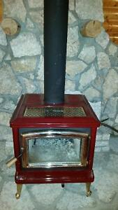 Wood Burning Stove (Pacific Energy)