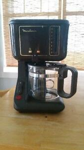 Moulinex Drip Coffee Maker (Brown)