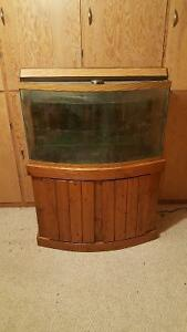 45gal fish tank and stand