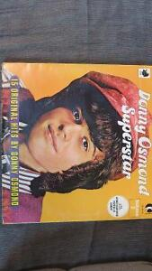 Donny Osmond record