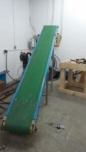 Small Incline Conveyor