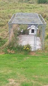 Dog kennel and Dog house