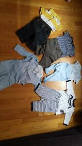 Boy outfits, 3 month old