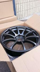 5x100 rim special 17 inch 18 inch advan rs style te37 style n more