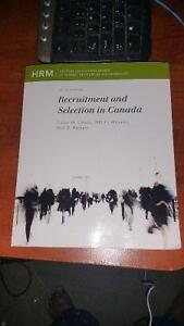 Seneca Recruitment and selection in canada 5th edition