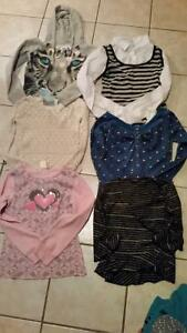 Girl clothes size 7-10