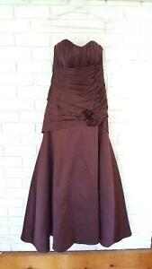 Bridesmaid dress - Robe de fille d'honneur
