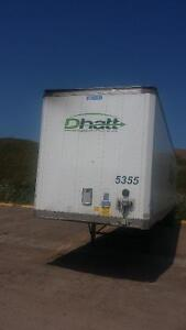 USED STOUGHTON 2006 DRY VAN FOR SALE