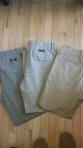 BR and AE Men's khakis or casual pants
