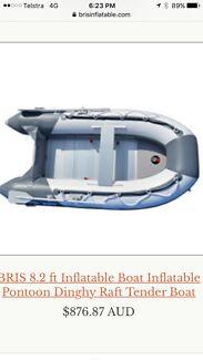 2.4m Bris Inflatable NEW