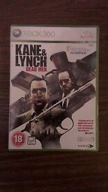 Kane and Lynch Dead Men for Xbox 360