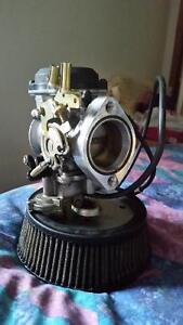 HD 40mm twin cam carb