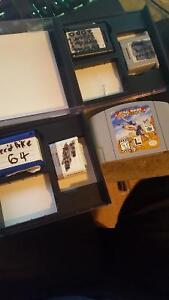 Star Wars Rogue Squadron and N64 Memory Cards