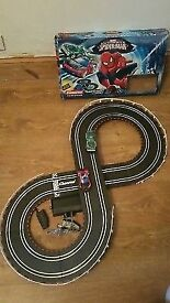 Spider-Man Racing Track