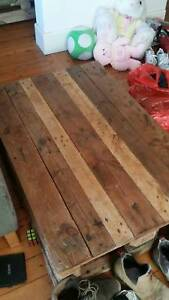 Pallet table Neutral Bay North Sydney Area Preview