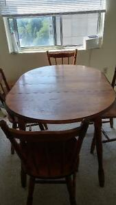 dining table $75 or best offer