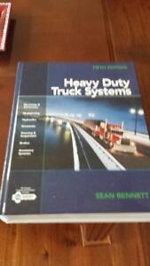Heavy Duty Truck Systems Fifth Edition.