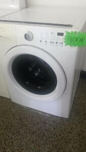 LAVEUSE FRONTALE FRIGIDAIRE AFFINITY ◆ 399 $ ◆ PAS TAXE