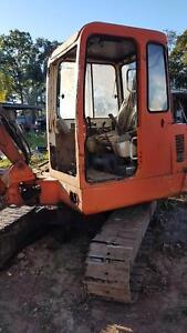 Daewoo Excavator 5 ton Morayfield Caboolture Area Preview