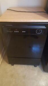 Portable Dishwasher Black for quick sale
