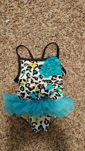 BABY GIRL 9 Month Old Swimsuit!!